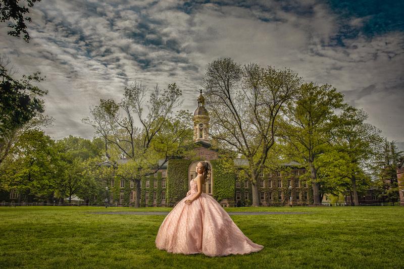 Princeton University Sweet Sixteen